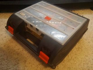 ZAG Organizer Box with Contents