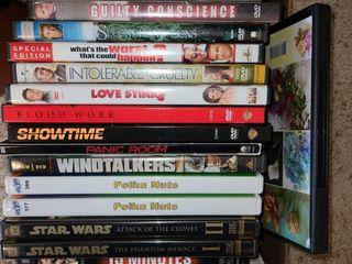Movies VHS  DVD