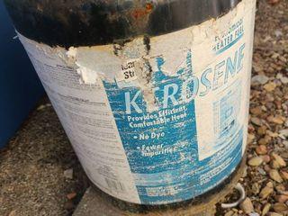 5 Gallon Kerosene