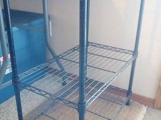Black Wire Shelf 30 x 23 x 13 in