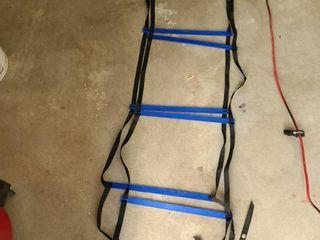 Emergency Escape ladder Approximately 160  long