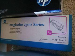 Magicolor 2300 Magenta Toner Cartridge
