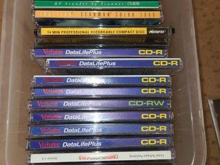 EMPTY CD CASES