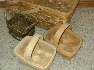 Small Wicker Baskets
