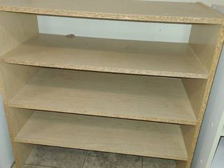 Wood Shelf 23 x 24 x 12 in