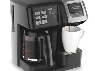 Hamilton Beach FlexBrew 2 Way Coffee Maker Model  49976