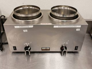 Server Twin FS food warmer