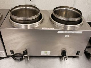 Server Twin FS food warmer 120 volt