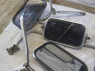 lot of Truck Mirrors