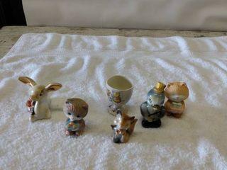 small animal trinkets