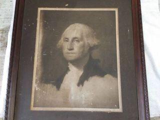 George Washington wall art