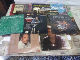 lot of 13 Vintage Vinyl Albums