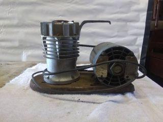 Vintage Westinghouse Air Compressor