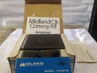 Vintage Midland CB Convoy Kit