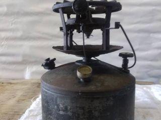 Vintage Smelting Furnace