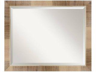 Wall Mirror  Natural White Wash  Retail 304 49