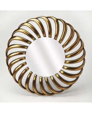 Butler Dionne Antique Gold Wall Mirror  Retail 244 99