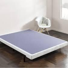 Priage by Zinus 4 inch Smart Box Spring Mattress Foundation only Retail 196 99 king