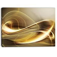 Designart   Elegant Modern Sofa   Abstract Digital Canvas Print  Retail 138 49
