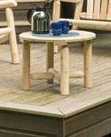Bestar White cedar coffee table only