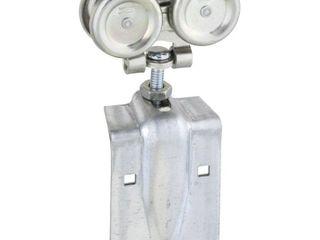 National Hardware N168 815 1 1 2    2  Zinc Plated Box Rail Hangers 2 Count