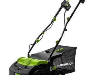 Earthwise DT71613 13 Amp 16 Inch Corded Electric Dethatcher