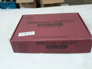 Dominion Faucet By Kissler Songle lever 8 Inch Kitchen Faucet