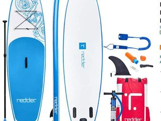 Redder Vortex 10 inch Inflatable Stand Up Paddle Board