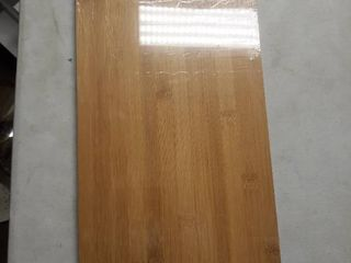 Bamboo Cutting Board  Approx 10 by 17 inch