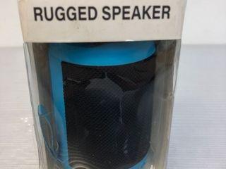 Rugged Speaker 4 inch Bluetooth Speaker