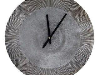 Phelt Contemporary Round Wall Clock   15  x 15