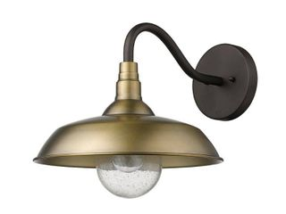 Burry 1 light Outdoor Wall light  Retail 158 00