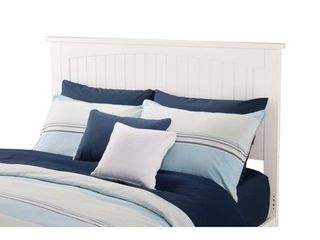 Nantucket Solid Hardwood Panel Full Headboard  Retail 161 49