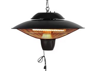 Star Outdoor Ceiling Patio Electric Heater   Retail 139 49
