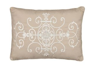 Vue Signature Bensonhurst Embroidered Decorative Pillow  Set of 2
