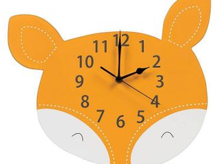 Trend lab Fox Wall Clock 15 X14
