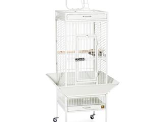 Prevue Select Wrought Iron Cockatiel Bird Cage 18  x18  x 57