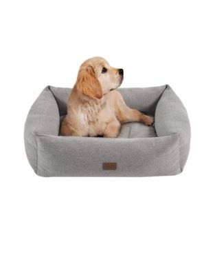 Charlie large Memory Foam 23 X28  Pet Bed with Removable Cover