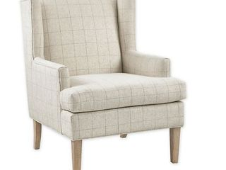Martha Stewart Decker Accent Armchair  Retail 479 99