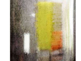 Marmont Hill   Handmade Abstract Painting Print on Canvas  Retail 122 49