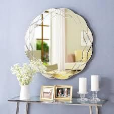 Hadley 30 inch Wall Mirror   30  Dia  Retail 169 99