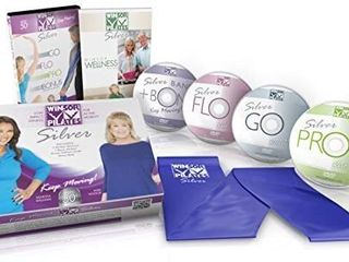 Winsor Pilates Basic Routine Kit