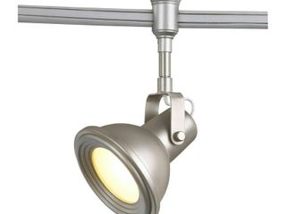 Commercial Electric Track lighting Brushed Nickel lED Flexible