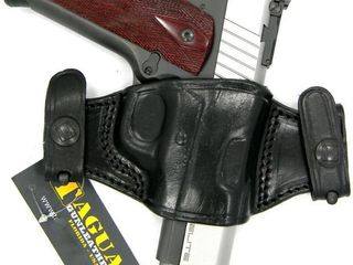 Tagua Bh2s 315 Quick Draw Belt Snap Holster  Right Hand