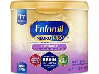 Enfamil NeuroPro Gentlease Infant Formula Powder   19 5oz