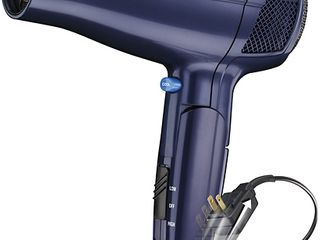 Conair   Cord Keeper 1875W Ionic Conditioning Styler Hair Dryer   Blue