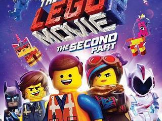 The lego Movie 2  The Second Part  4K UHD