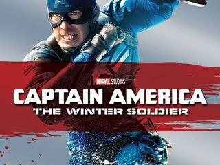 Captain America  The Winter Soldier  Blu ray   Digital