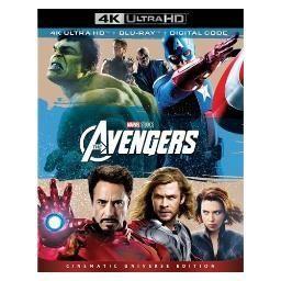Marvel s The Avengers  4K UHD