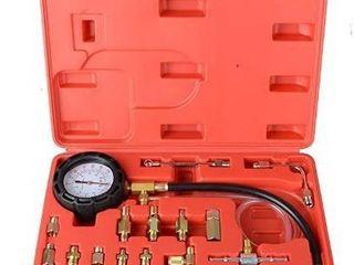 DAYUAN Fuel Pressure Meter Tester Oil Combustion Spraying Injection Gauge Car